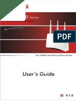 Draytek Vigor 2710 User Guide