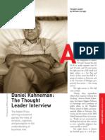 Kahnaman Interview