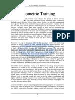 NCSF - Plyometrics Training
