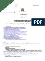 Legea Nr.289 Modificata 01.04.2014