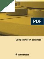 Competence in Ceramics