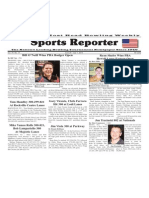 June 25 - July 1, 2014 Sports Reporter