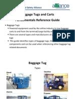 Baggage Tugs and Carts Fundamentals Guide 4-3-13