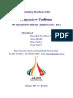 02 18 2014 IChO46 Preparatory Problems