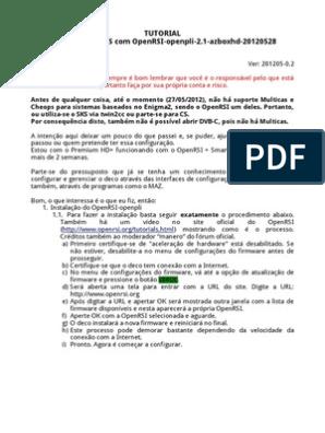 TUTO SKS OpenRSI-openpli_201205-0 2 pdf