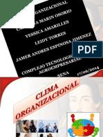 Clima_organizacional Jamer Espinosa