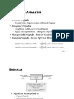 365 Spectrum Analysis