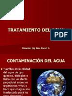 Tratamiento de Agua Potable y Residuales