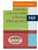 Ley 1620 a Padres