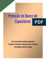 Proteção de Banco de Capacitores