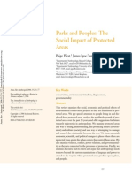 WEST, P. Et Al. Parks and Peoples