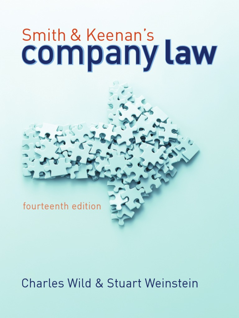 Smith And Keenan S Company Law United Kingdom Insolvency Law