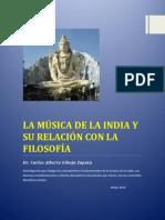 LA MÚSICA DE LA INDIA Y SU RELACIÓN CON LA FILOSOFÍA