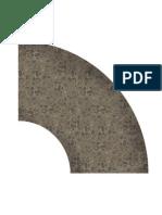 Foldup Paper Models - 19 Cobblestone Roads, Dirt Roads, And