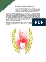 7 de Junio Dia de La Bandera Del Peru