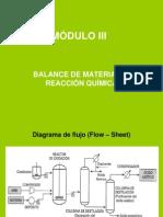 3 - Módulo Balance Materia Sin RQ