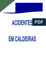 Acidentes Caldeiras e Vasos de Pressao 2000 2010