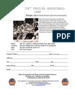 Knicks_BC Hoops Summer Schedule 2014