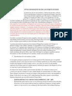 Informe Descubrimientos Geográficos de Los Portugueses