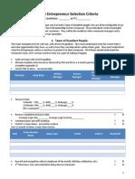 Entrepreneur Selection Criteria Blank.docx