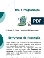 Algoritmo e Programação_Repeticao