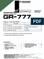Pioneer Gr777
