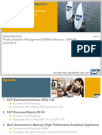 SAP NetWeaver BW and BI Solution Platform Overview