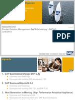 SAP NetWeaver BW and BI Solution Platform Overview