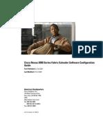 Cisco Nexus 2000 Series Fabric Extender Software Configuration Guide