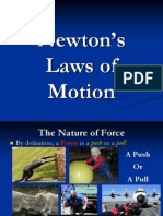 newtons 3 laws of motion