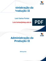 Apostila Administração Da Produção II Fortes DI (1)