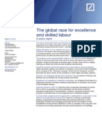 The Global Race for Excellence (DB Research)