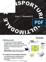 Curs Transport Multimodal
