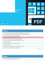 6712.S3 Building WP8 Applications