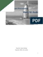 Burj Al Arab Technical Report Eportfolio