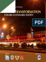 Social Transformation Toward Sustainable Society