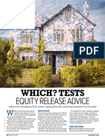 Which Equity Release Report