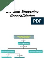 20 Sistema Endocrino Generalidades