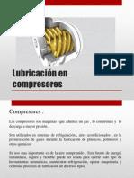 Lubricación en Compresores