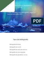 metodologia manuel de APA
