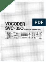 Roland Svc-350 Om