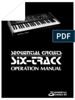 SCI Six Trak Manual
