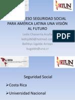 Ix Congreso Seguridad Social Para América Latina Una