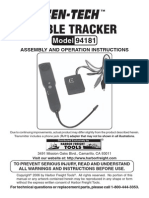 Harbor Freight Cable Tracker