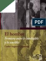 4175 El Hombre Frontera Entre Lo Inteligible y Lo Sensible. Casanova