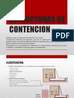 Estructuras de Contencion ( 03-06-2014)