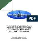 Treatment Minedrainage RCTS