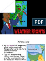 Airmasses and Fronts