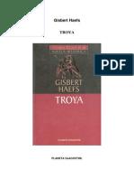 Haefs, Gisbert - Troya