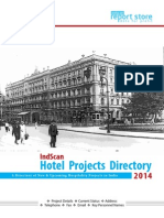Hotel Projects Directory 2014